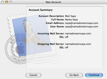 Apple Mail Step 4