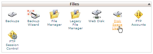 disk-space-usage