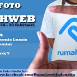 lomba foto mengenakan kaos rumahweb
