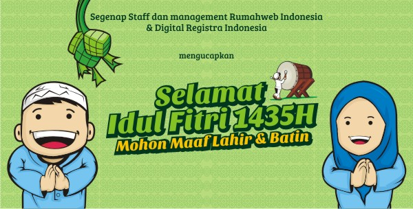 Banner Idul Fitri