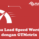 Analisa Load Speed Website WordPress dari GTmetrix