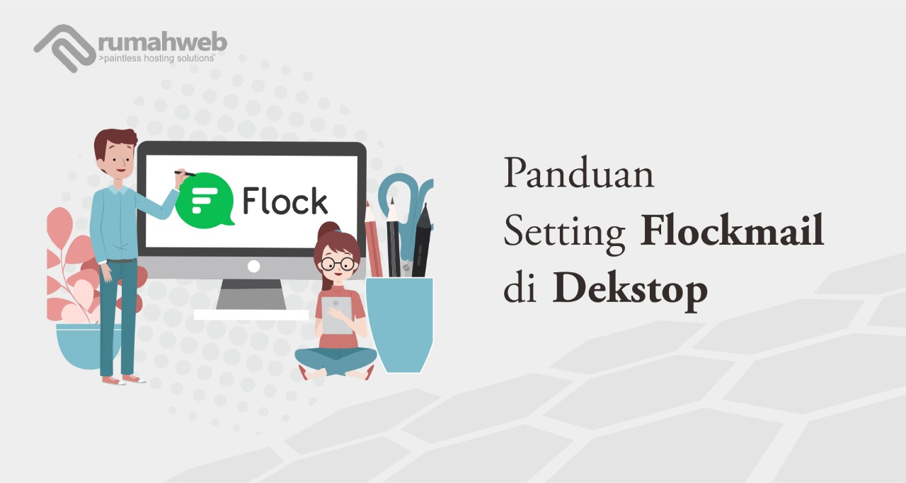 Open Graph Setting Flock Mail Pada Aplikasi Desktop