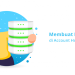 Membuat Database di Account Hosting