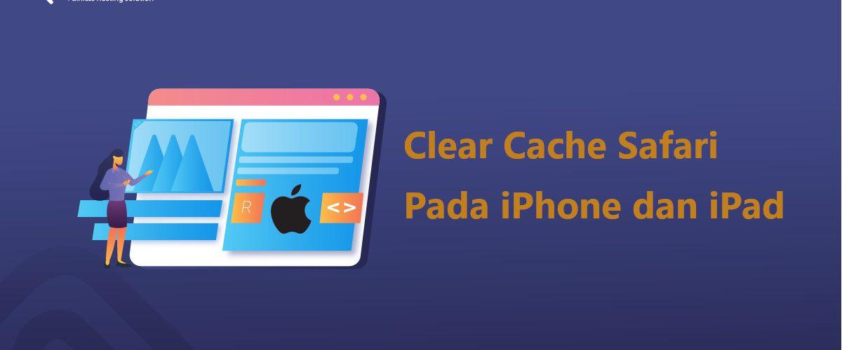 clear cache safari iphone ipad