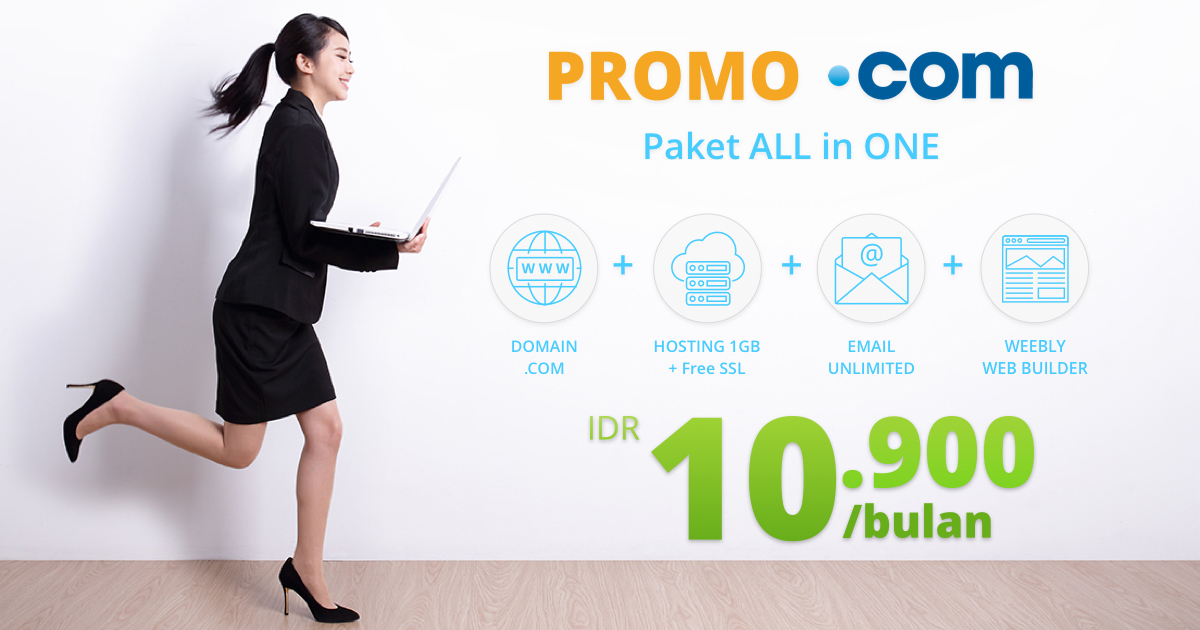 Promo Com Paket All In One