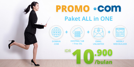 Paket .COM All in One