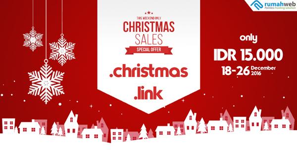 Promo Domain Natal