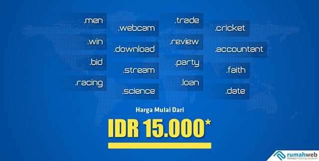 Promo-Domain-Murah-Rumahweb